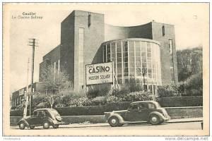 Casino Solvay (1952?) - www.delcampe.net