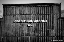 Coloma, CA - Gold Trail Grange