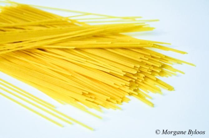 La photo du mois: spaghetti