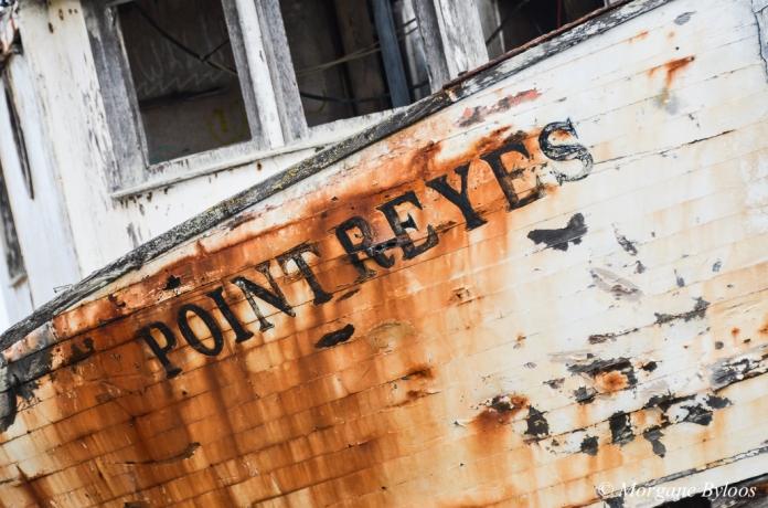 Point Reyes Boat