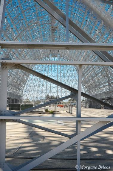 Moffett Fiueld hangar
