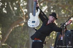 Flogging Molly: Nathan Maxwell