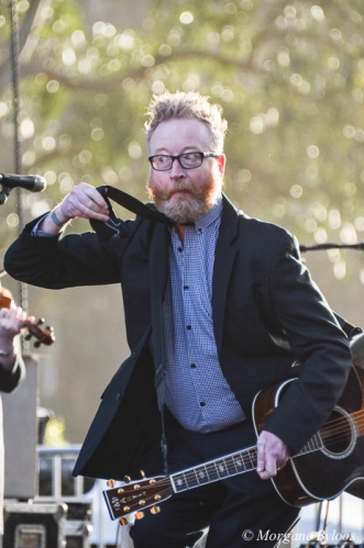 Flogging Molly: Dave King