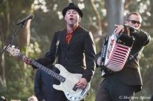 Flogging Molly: Nathan Maxwell and Matt Hensley