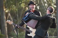 Flogging Molly: Nathan Maxwell and Matt Hensley
