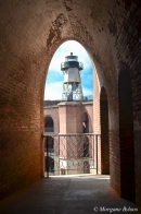 Fort Point - The lighthouse