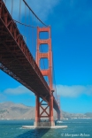 Fort Point - the Golden Gate Bridge