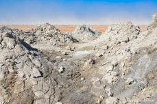 Salton Sea Mud Pots & Geothermal Mud Volcanoes