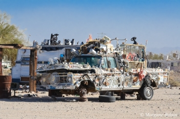 Slab City, CA