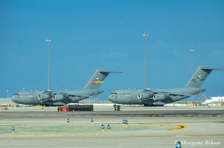 C141 Starlifters at SFO