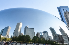 Chicago: Cloud Gate (the Bean)
