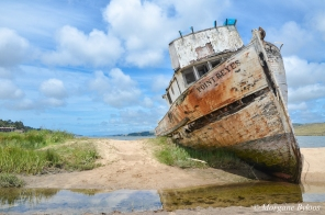 The Point Reyes Boat