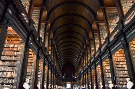 The Old Library at Trinity College