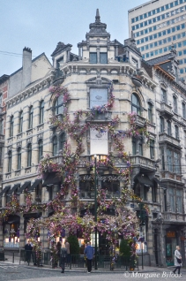 Downtown Brussels