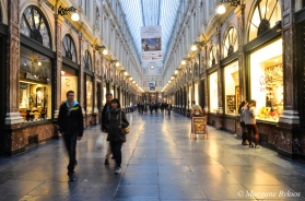 Downtown Brussels - Gallerie de la Reine