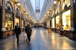 Downtown Brussels - Gallerie de la Reine