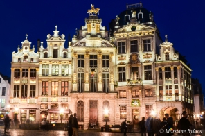 Downtown Brussels - Grand Place