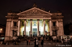 Downtown Brussels - Bourse