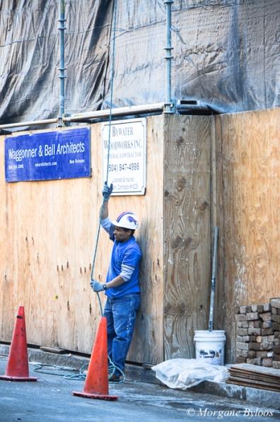 New Orleans: Dauphine Street