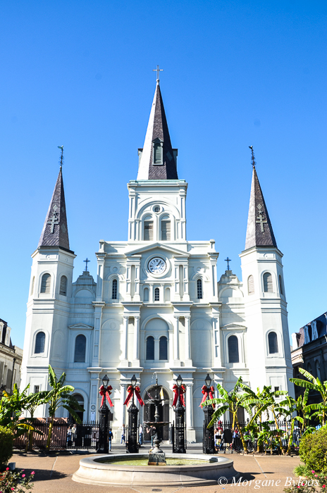 New Orleans: French Quarter - Saint Louis Cathedral