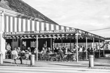 New Orleans: Cafe du Monde