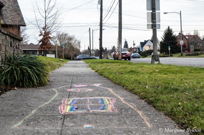 Tacoma - street art