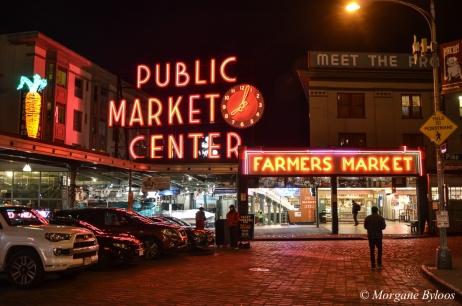 Seattle - Pike Place Fish Market