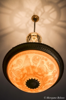 Olympia, WA: State Capitol - Tiffany Lamp