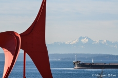 Seattle Art Museum: Olympic Sculpture Park