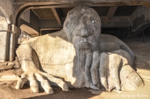 Seattle - Fremont Troll