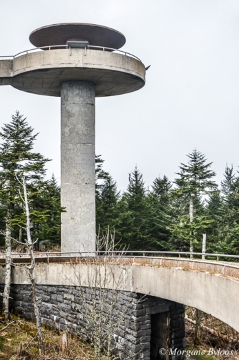 Great Smokey Mountains - Clingmans Dome