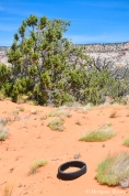 Somewhere in Utah, on the way to Bryce Canyon