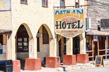 Oatman, AZ