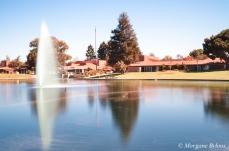 Sunnyvale Community Center - ND filter long exposure