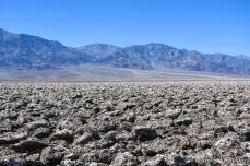 Death Valley - Devil's Golf Course
