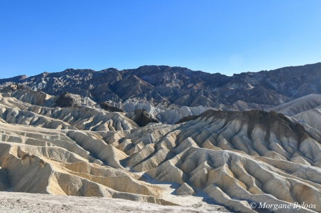 Death Valley - Zabriskie Point