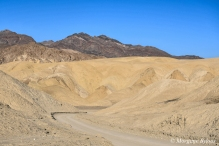 Death Valley - Twenty-Mule Team Canyon