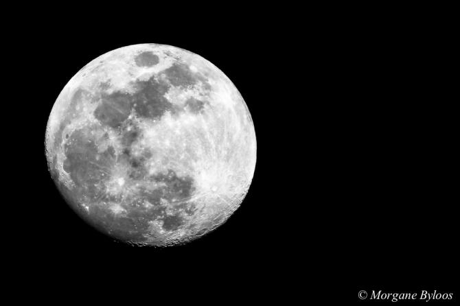 500mm moon