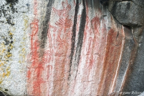 Sequoia NP: Hospital Rock Petroglyphs