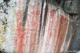 Sequoia NP: Hospital Rock Petroglyphs