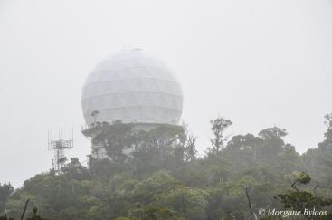 Hawaii Air National Guard radar site at Kokee State Park