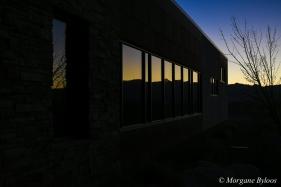 Ash Meadows National Wildlife Refuge: visitor center