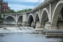 Minneapolis: Central Ave SE Bridge