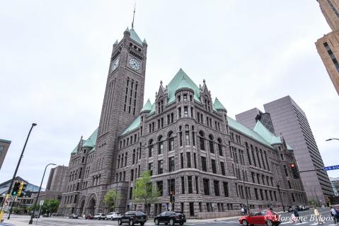 Minneapolis: City Hall