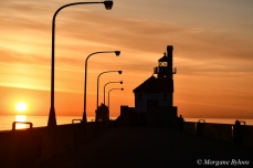 Duluth South Breakwater Outer Light