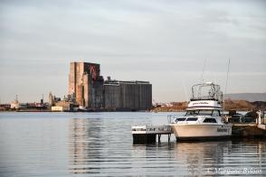 Duluth Harbor Basin and Park Point Marina