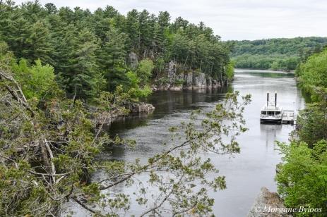 Saint Croix River at Interstate Park, MN
