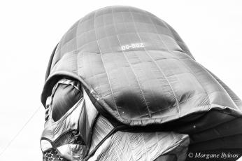 Sonoma County Hot Air Balloon Classic - Darth Vader