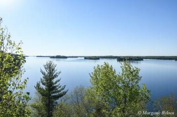 Voyageurs National Park: Blind Ash Bay Hiking Trail