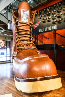 Red Wing store in Red Wing, MN: World's Largest Boot